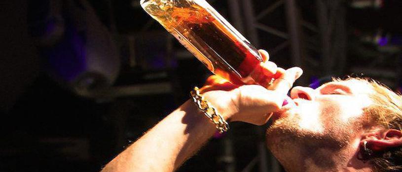 مشروب نخورید و دی جی کنید !