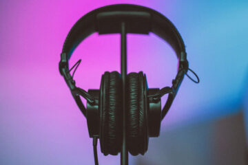 Introducing 5 professional headphones