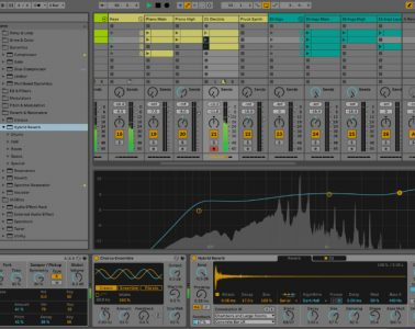 Build a DAW template to help agility in implementing the idea