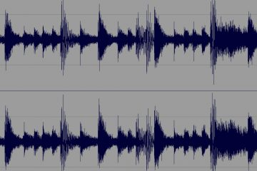 Format and convert a loop drum to a baseline