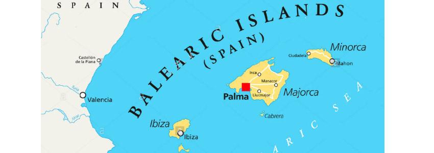 جزیرهی Balearic