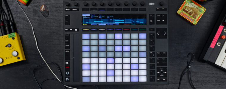 5 of the best Ableton Live MIDI controllers