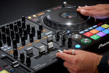 Top 5 controllers for Serato software