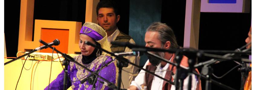 گروه موسیقی آوای زمین به رهبری امید محرم زاده اجراهای زیادی را برگزار کردند