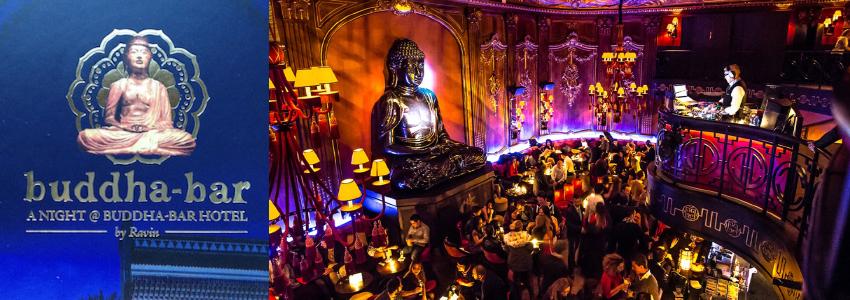 promid در  Buddha-Bar های پاریس ، موناکو و دبی اجراهای زیادی داشته است