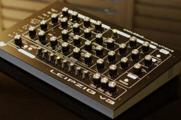 Recreating the legendary Leipzig synthesizer