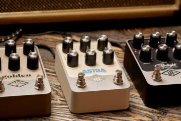 The best pedal effects for sound processing