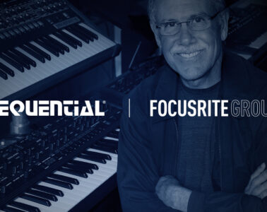 English sound equipment company seizes American synthesizer