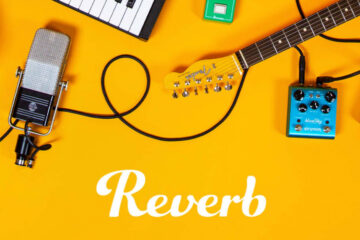 Introducing the main components of Reverb and several types of their sounds