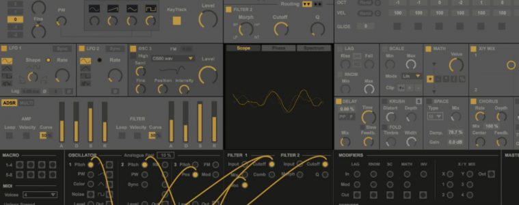 5 Free Max for Live Device for Ableton