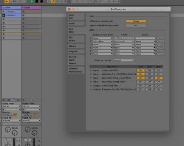 MIDI Remote Script