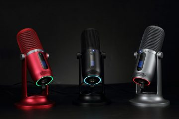 Top 5 USB microphones in the Iranian market for vocal record and podcast making