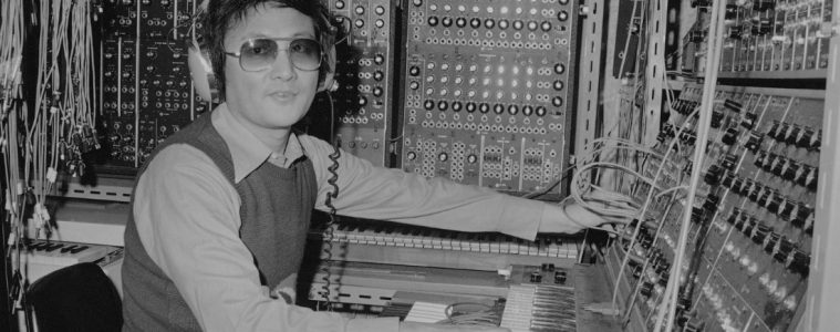 How did Japanese technology shape electronic music
