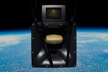 Pioneer sent its XY-2 speaker into space to play the word Corona
